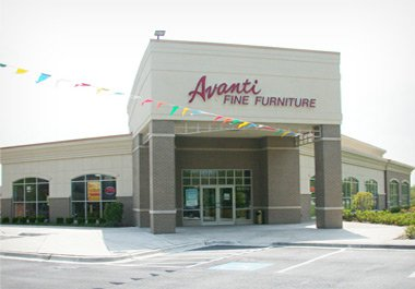 Avanti Fine Furniture Storefront